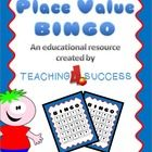 Have a group of students or your whole class play this Place Value Bingo and practice their place value skills up to one million. This set includes...