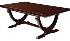 Rectangular Dining Table by Barbara Barry - 3436 | Baker Furniture