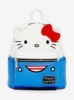 c9026baacf27 Loungefly Hello Kitty Suit Mini Backpack