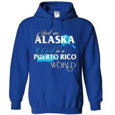 An ALASKA-PUERTO RICO girl Blue02 - #shirt prints #tshirts. CHECK PRICE => https://www.sunfrog.com/States/An-ALASKA-2DPUERTO-RICO-girl-Blue02-RoyalBlue-Hoodie.html?68278