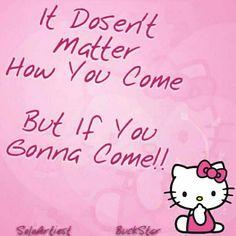 It Dosen't Matter