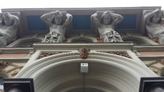 Kaupungin komeimmat atlantit – Top 7 Helsinki, Finland, Tops, Historia