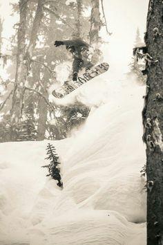 #snowboarding #snowboard #powder