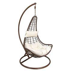 249,- € Design Hängesessel inkl. 2 Kissen + Gestell Hängestuhl Lounge Hängekorb Schaukel Dynamic24 http://www.amazon.de/dp/B00YPIKGM0/ref=cm_sw_r_pi_dp_mTAKvb19R29JN