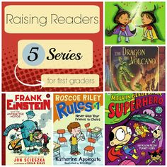 Sunlit Pages: Raising Readers: Five Series for First Graders