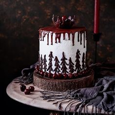 Black forest cake-Your source of sweet inspirations! Best Food Photography, Black Forest Cake, Ice Cream Photos, Beauty Cream, Baking And Pastry, Holiday Cakes, Gluten Free Cooking, Beautiful Cakes, Cake Cookies