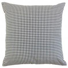 The Pillow Collection Keats Plaid Bedding Sham Size: Standard, Color: Black Plaid Bedding, Plaid Throw Pillows, King Pillows, Toss Pillows, Floor Pillows, Bedding Sets, Pillow Set, Throw Pillow Covers