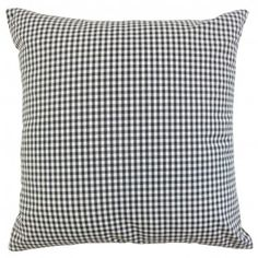 Gingham throw pillow #country #homedecor