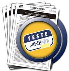 Teste ANPAD – Gabarito extraoficial – Raciocínio Lógico e Raciocínio Quantitativo