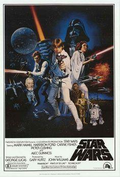 Star Wars Episode IV A New Hope Poster 24x36 – BananaRoad