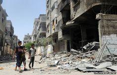 ONU pide cese al fuego inmediato en Gaza