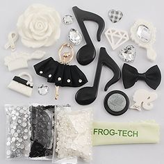 Frog-tech DIY for cellphone ,for HTC Iphone 4/4s Iphone 5g/ I9300 S3/ Samsung Note 2 note 3 HTC 3D Bling ballet dancer girl Music notation bow bowknot love rose Cell Phone Case Resin crystal diamond Flat back Kawaii Cabochons Deco Kit / Set ,cellphone diy ,merry christmas gift ,xmas Frog-Tech http://www.amazon.com/dp/B00GSKAAG0/ref=cm_sw_r_pi_dp_UtfEub16MC5XQ