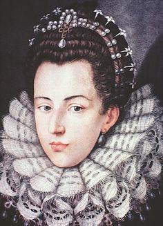 Giovanna Garzoni - Maria Ctristina di Borbone-Francia, 1635