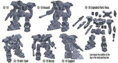 F2-19 Frame Solidworks 3D Model Preview.