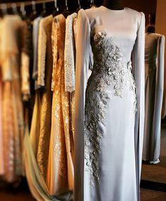 available now dm for details 🥰 Hijab Evening Dress, Hijab Dress Party, Evening Dresses, Ao Dai, Vestidos Vintage, Vintage Dresses, Costume Manga, Bridesmaid Dresses, Prom Dresses