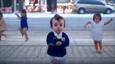 Commercial Babies dancing