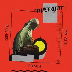 The Faint's CAPSULE:1999-2016 out Today via Saddle Creek, On Tour Now With Gang Of Four & Pictureplane // #SwitchBitchNoise #SBN