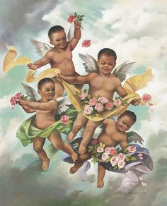 little cherubs                                                                                                                                                                                 More