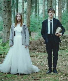 Netflix's TEOTFW is a bittersweet black comedy. But do Alyssa and James get a happy ending? Jessica Barden, Cute Quotes For Kids, Cute Kids, Movies Showing, Movies And Tv Shows, Series Movies, Tv Series, James And Alyssa, Estilo Indie