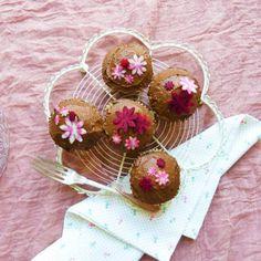 Des cupcakes délicieusement décadents et sains