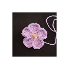 The flower is work seamlessly in the round.You can use double pointed needles or circular needle long enough to do magic loop. Free Knitted Flower Patterns, Leaf Knitting Pattern, Baby Hat Knitting Patterns Free, Animal Knitting Patterns, Christmas Knitting Patterns, Baby Hats Knitting, Crochet Patterns, Hat Patterns, Knitting Ideas