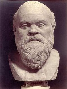 Greek Athenian philosopher Socrates was notably famous for his Socratic method which pertains to asking questions on your own and being an independent thinker. Ancient Romans, Ancient Art, History Meaning, Art History, Great Thinkers, Academic Art, Creta, People Of Interest, 1st Century