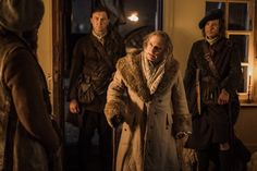 New Interview with Gary Lewis from Yahoo | Outlander Online