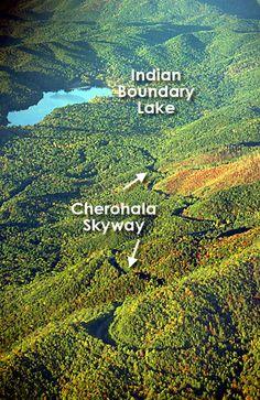 Cherohala Skyway Tellico Plains Tennessee