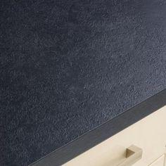 Basalt Slate Honed Square Edged Worktop | Kitchen Worktops | Howdens Joinery
