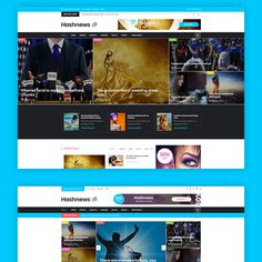 best News WordPress themes - by ModelTheme Wordpress Template, Wordpress Theme, Team Page, Admin Panel, News Sites, Page Layout, Website Template, Social Networks, Templates