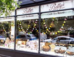 Betty's Cafe Tea Room