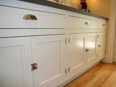 this company makes semi-custom doors to go onto ikea cabinets