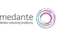 . Кlinika МEDANTE – formetric 4D, tradičná čínska medicína, fyzioterapia, aplikácia ozónu a kyslíku, kozmetická akupunktúra, terapia Cesta, nutričná poradňa.