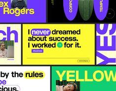 Calliope | Typography Fashion Opener on Behance Typography Poster Design, Graphic Design Posters, Graphic Design Inspiration, Id Design, Book Design, Fashion Typography, Social Media Design, Stationery Design, Presentation Design