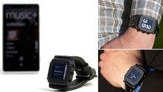 Los relojes inteligentes tienen un futuro prometedor y luego del éxito que Pebble tuvo con el gran apoyo de millones de personas, otra empresa busca mejorar lo ofrecido por Pebble con el Agent Smartwatch. http://gabatek.com/2013/05/22/tecnologia/reloj-inteligente-mejor-bateria-que-competencia-recargado-inalambrico/