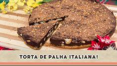 Receita muito fácil e barata de Torta de Palha Italiana, com poucos ingredientes, simples e deliciosa. Veja a lista de ingredientes, substituições, dicas e r...