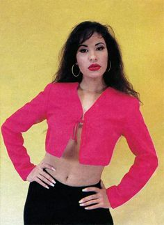 Selena 1994 Photoshoot