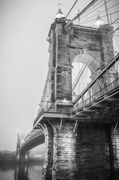 Photo of Suspension Bridge by Scott Meyer