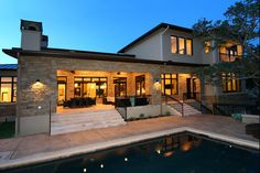 texas hill country homes exteriors | Austin Exterior Home Gallery | Custom Home Builder | New Homes TX