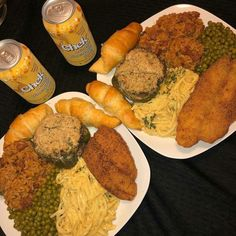 This is definitely NOLA plate ! Food Obsession, Food Goals, Food Cravings, I Love Food, No Cook Meals, Food Dishes, I Foods, The Best, Food Porn
