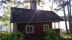 Expériences avec Frantsila Tiny House, Outdoor Decor, Plants, Home Decor, Finnish Sauna, Finland, Products, Decoration Home, Room Decor