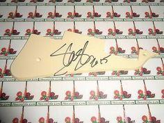 Slash Autographed 2015 Les Paul Pick Guard COA Memorabilia Lane & Promotions
