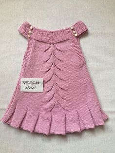 Gilet facile et élégant pour enfants Frilly Making 3 ans Baby Hats Knitting, Knitting For Kids, Baby Knitting Patterns, Knitted Hats, Diy Crafts Knitting, Diy Kleidung, Diy Clothes, Boy Fashion, Crochet Baby