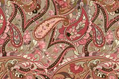 Set of paisley seamless patterns. by Sofia on Creative Market
