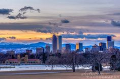 Lived in Denver from 1980 - 1984.  met my best friend there, golfed in the snow, lived life on the edge....