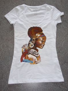 paiting on textile Textiles, T Shirts For Women, Mens Tops, Fashion, Moda, Fashion Styles, Fabrics, Fashion Illustrations, Textile Art