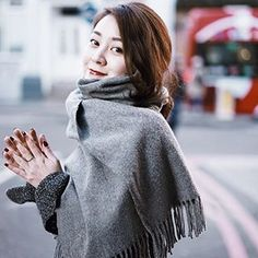 Buy 'Hats 'n' Tales – Fringed Fleece Scarf' with Free International Shipping at YesStyle.com. Browse and shop for thousands of Asian…