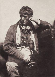 +~+~ Vintage Photograph ~+~+  Handsome Newhaven Pilot