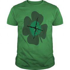 I Love  Shamrock Clover St T shirts
