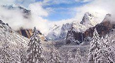 Snow Day, Yosemite | Flickr - Photo Sharing!